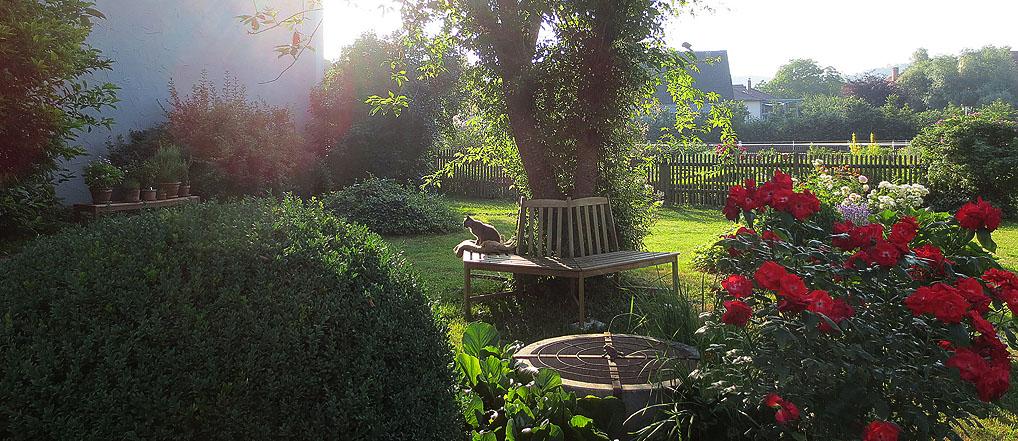 Unser Bauerngarten: Ein Erlebnis, das in Erinnerung bleibt!