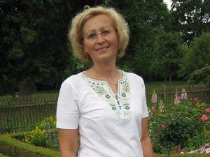 Christa-Maria Odorfer, geb. Hübsch